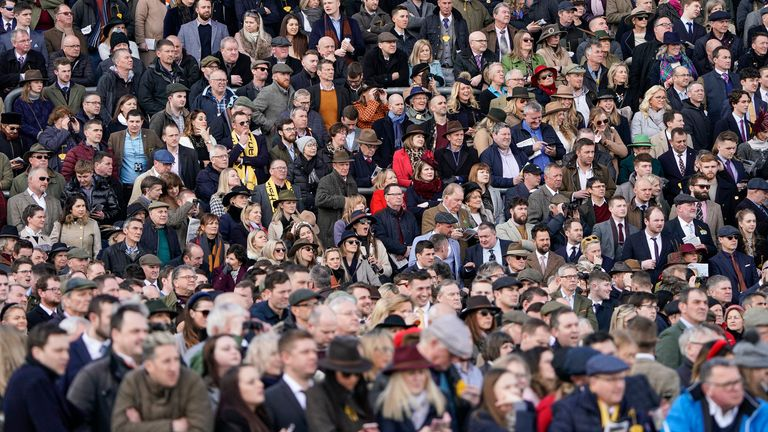 Over a quarter of a million people attended this year's Cheltenham Festival