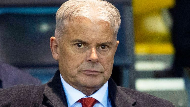 Aberdeen chairman Dave Cormack last week admitted his club face a £9m black-hole as a result of the effects of Covid-19