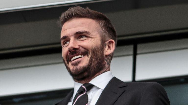 David Beckham's leadership at Inter Miami during COVID-19 crisis ...
