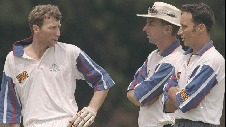 Michael Atherton, David Lloyd and Nasser Hussain - the answer is always one of them in our latest quiz!