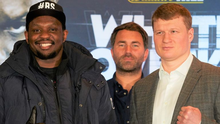 Whyte must beat Povetkin to keep hopes alive