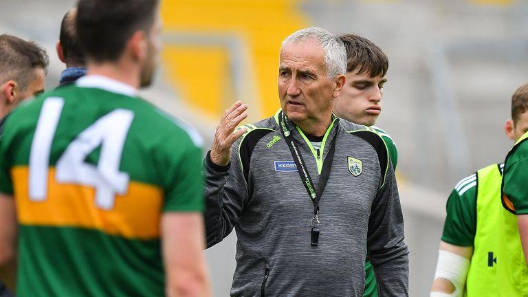 Donie Buckley has departed Peter Keane's coaching ticket