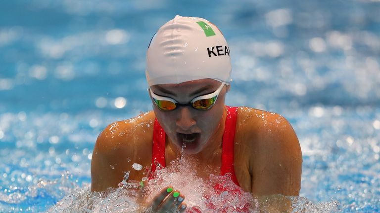Ellen is desperate to compete again with the Tokyo Paralympics on the horizon