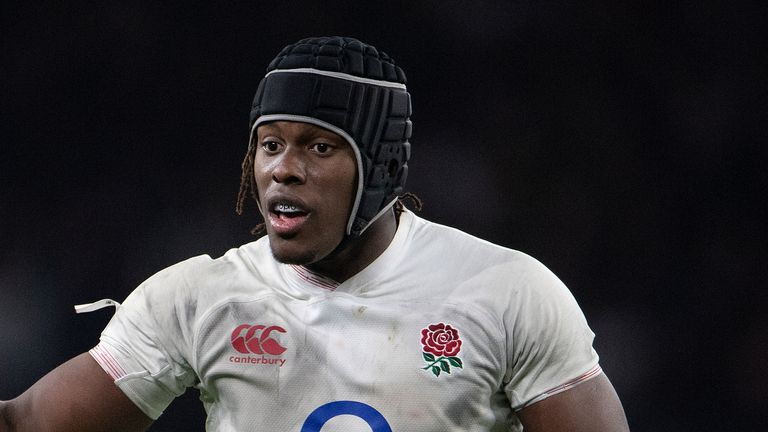 Maro Itoje admits he doesn't know when they will finish this year's Six Nations