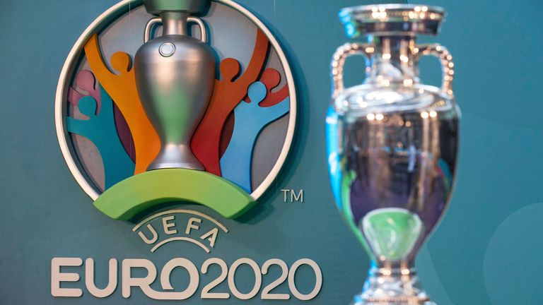 The Olympics could go up against the Euros which have been moved to next summer