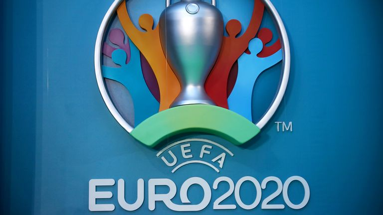 Euro 2020 was set to be played in 12 different European cities