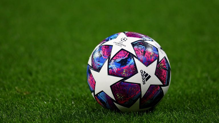 UEFA suspends Champions League, Europa League