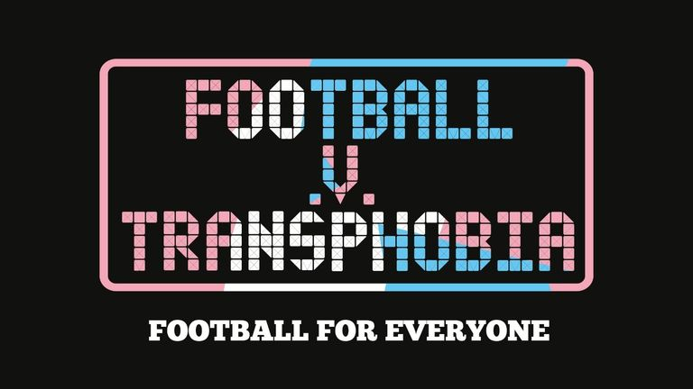 The Football v Transphobia campaign has been holding its annual Week of Action, supported by trans people and allies alike