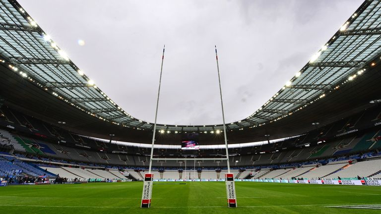 The Six Nations game between France and Ireland at the Stade de France on Saturday has been postponed due to coronavirus