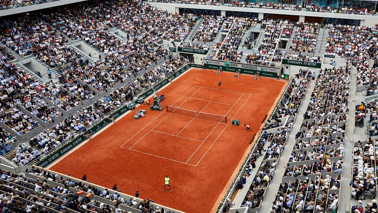 The French Open at Roland Garros has been postponed until September