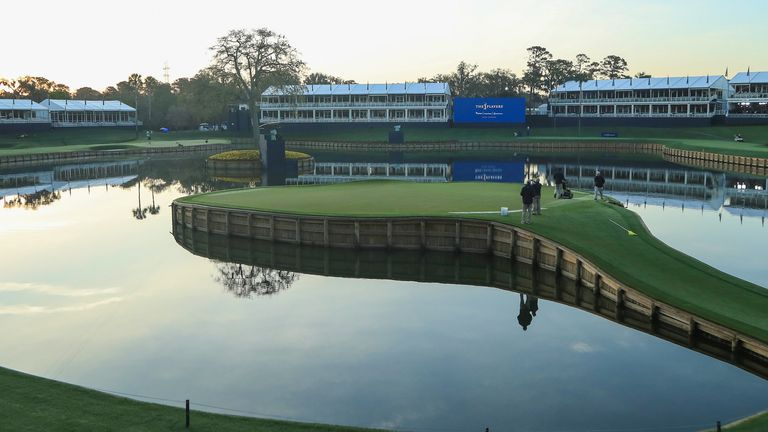 The Players Championship was cancelled mid-tournament by the PGA Tour