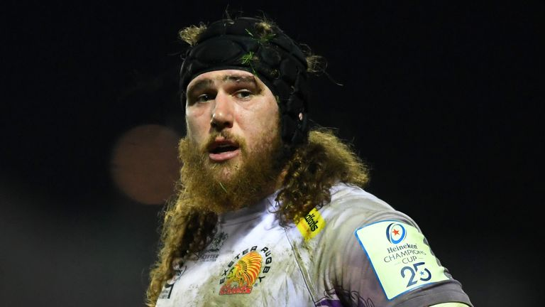 Harry Williams has agreed a new deal to stay with the Chiefs