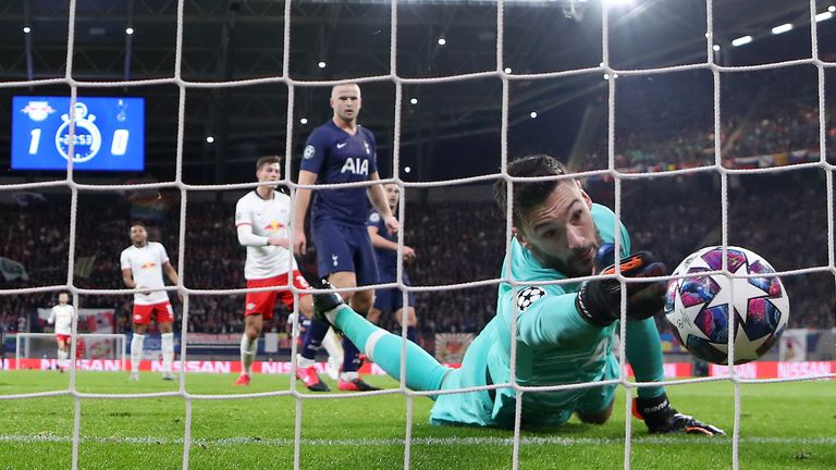 Spurs were humbled by RB Leipzig with a 4-0 win on aggregate in the Champions League round of 16