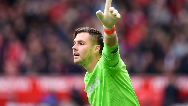 Stoke are prepared to accept a third of the price they wanted for Butland 18 months ago