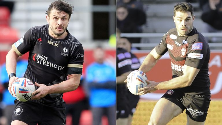 Jon Wilkin and Mark Flanagan reveal how their lives on and off the field have been affected by the coronavirus outbreak