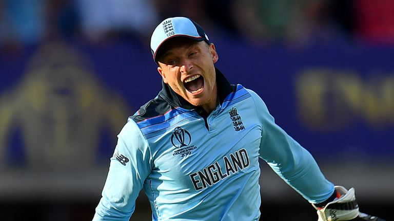Jos Buttler is among the England World Cup stars welcomed back into the squad by Eoin Morgan