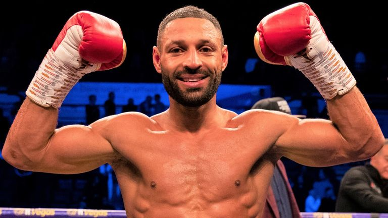 Kell Brook is a potential opponent for three-weight champion Terence Crawford