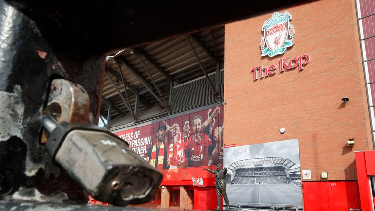 Premier League leaders and European champions Liverpool have reversed a decision to furlough around 200 non-playing staff