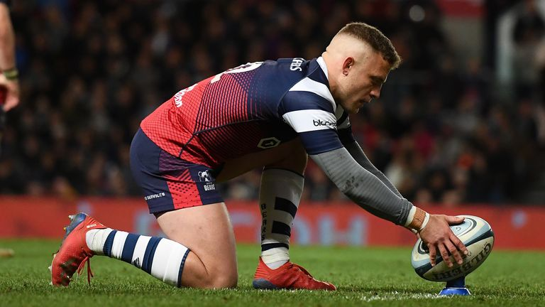 Ireland fly-half to join Ulster in summer — Ian Madigan