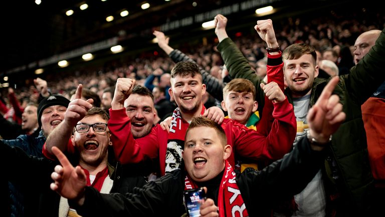 The Premier League is said to be increasingly confident that a digital passport system could be used to allow socially-distanced crowds to attend games next season