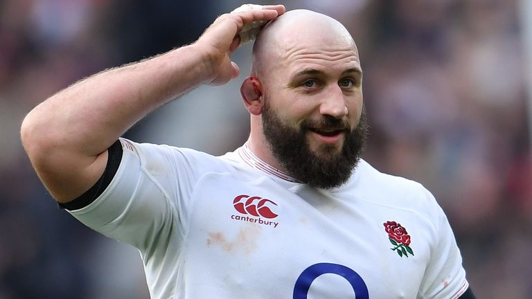 Jones marvelled at Marler's influence on the squad and his work ethic in strength training