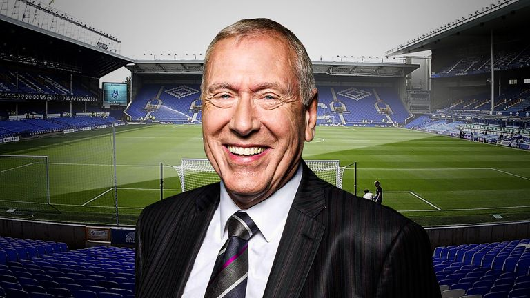 Martin Tyler once had to give a defeated Bayern Munich player a lift home from Goodison Park