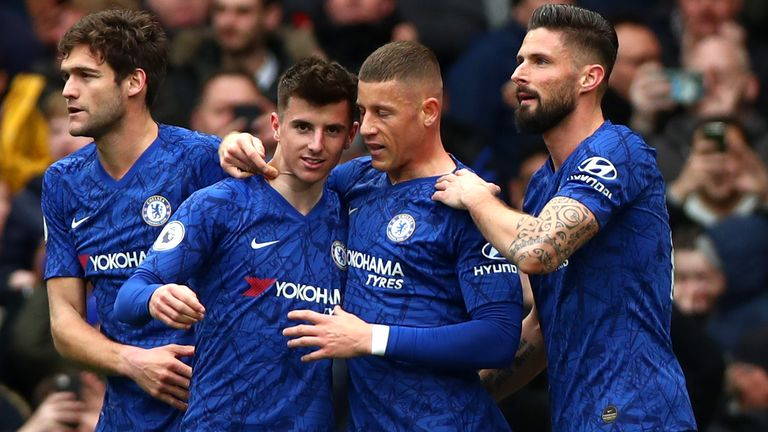 Cahill has been excited by Mason Mount's progress under Frank Lampard