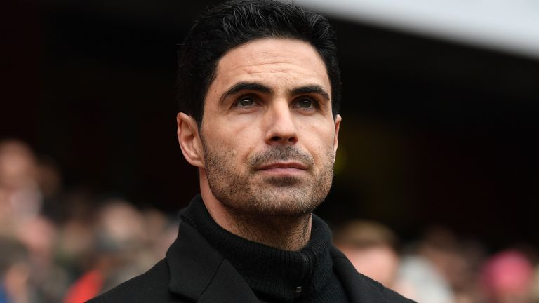 Arsenal boss Mikel Arteta tested positive for the coronavirus last Thursday leading to the postponement of last weekend's Premier League matches