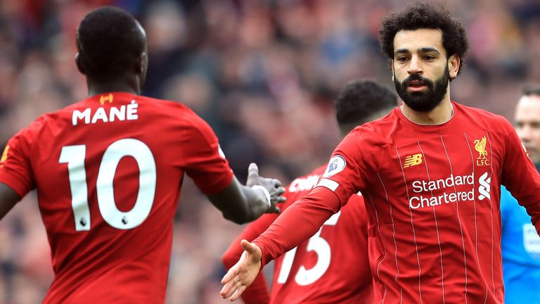 Could Liverpool sell Sadio Mane or Mohamed Salah?