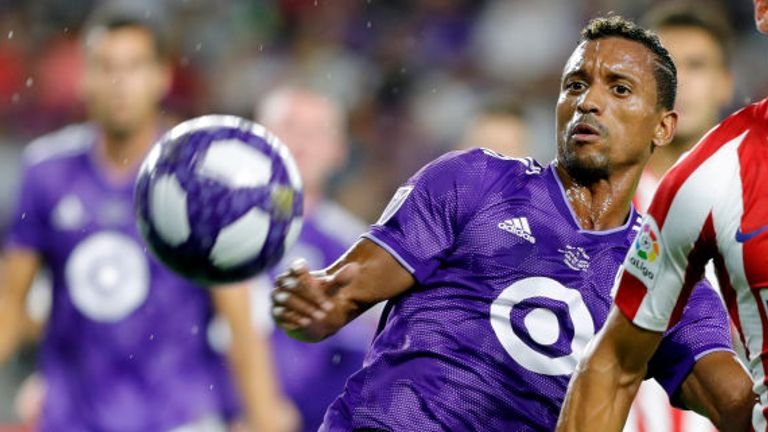 Nani is currently playing for Orlando in Major League Soccer