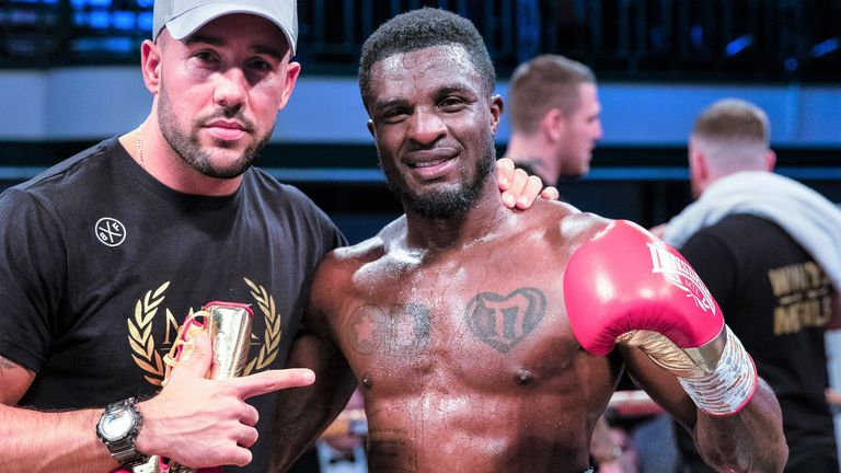 Ohara Davies has reached the final of The Golden Contract