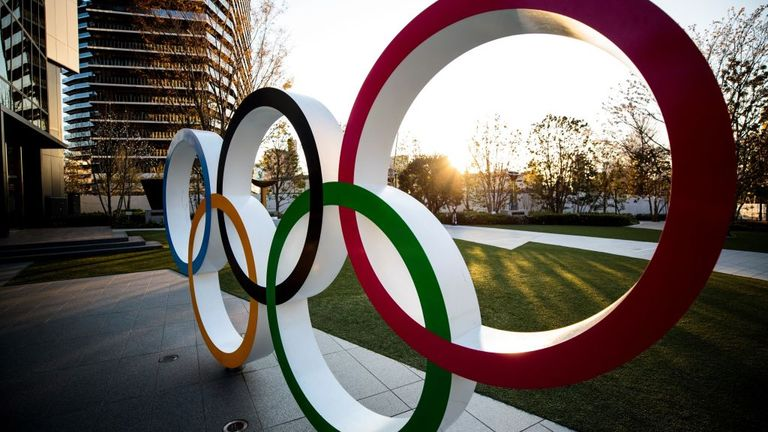 Tokyo 2020 officials hope to confirm a new date for the Olympic Games imminently