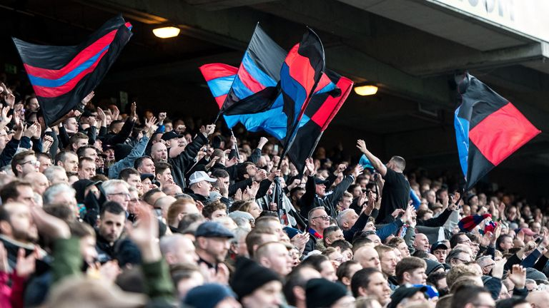Crystal Palace have called on fans to support their local food bank
