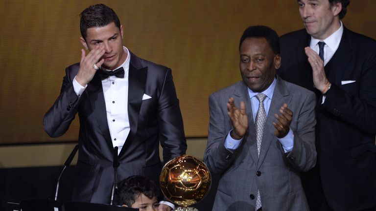 'Cristiano Ronaldo Is Better Than Lionel Messi . . . But I'm The Best' - Pele
