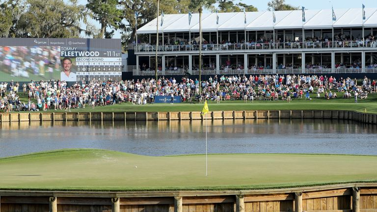 The PGA Tour's Players Championship was cancelled after the opening round on March 12