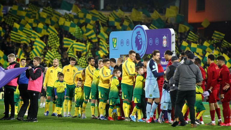 Norwich have launched a fan leaflet to offer support for vulnerable