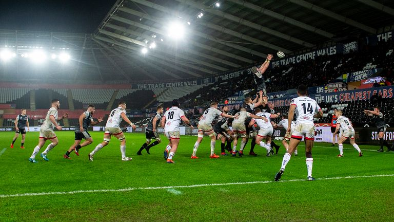 Ospreys have been taken over by Asian-based Y11 Sports & Media company