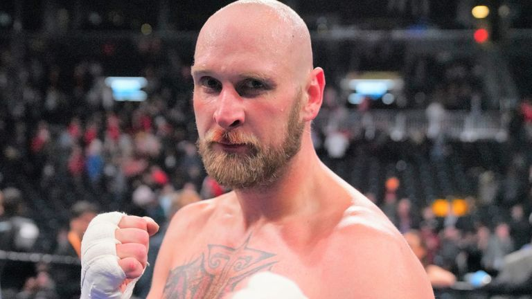 Robert Helenius is awaiting news on a possible WBA final eliminator