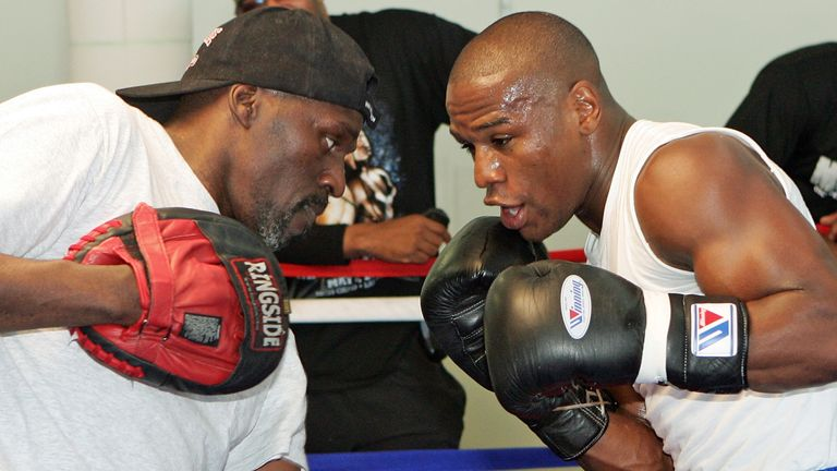 Roger Mayweather, legendary boxer figure, dead at 58