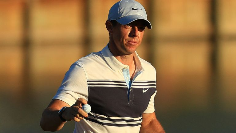 Rory McIlroy called for every player to be tested before The Players was cancelled