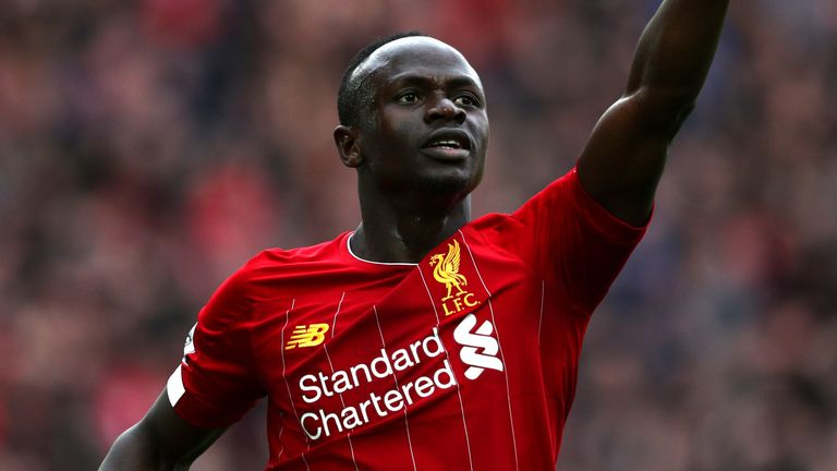 Sadio Mane has been linked with Real Madrid