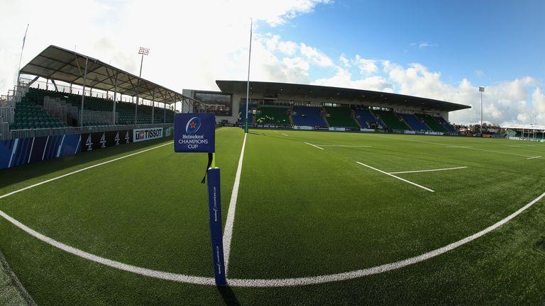 Glasgow Warriors' Scotstoun Stadium