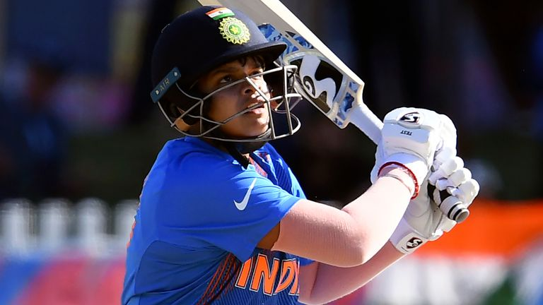 India opener Shafali Verma is a destructive force at the top of the order