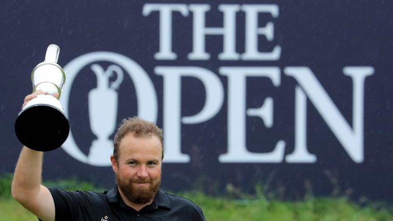 Shane Lowry remains on course to defend the Claret Jug in July