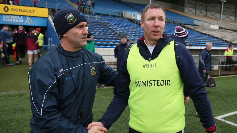 Westmeath stayed afloat, swimming with the sharks