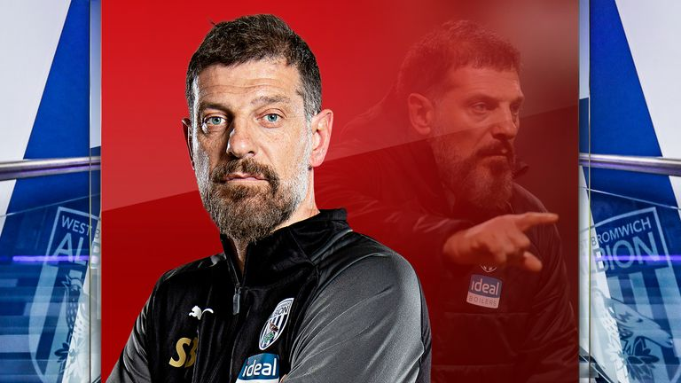 West Bromwich Albion manager Slaven Bilic is relishing the Championship