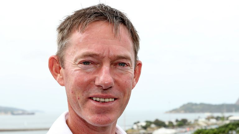 British Cycling's performance director Stephen Park