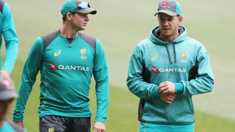 Steve Smith and Tim Paine could be travelling to England in September