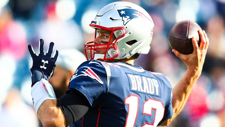 Who will replace Tom Brady in New England?