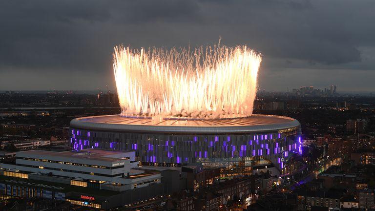 Tottenham Hotspur Stadium will stage AJ vs Pulev